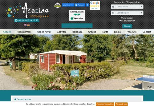 Camping Acacias