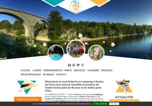 Camping du Pont