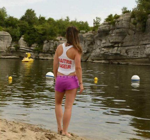 Isla Cool Douce - Maître-nageur